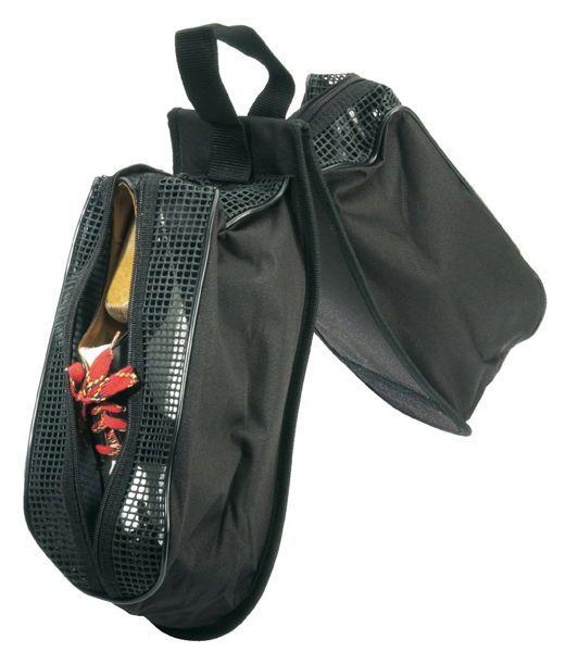 Voorbeeld golfschoenentas
