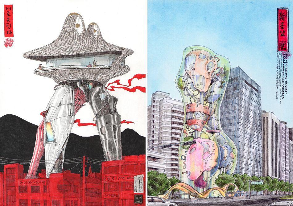 interview with architect moon hoon   Art   Art, Presentation