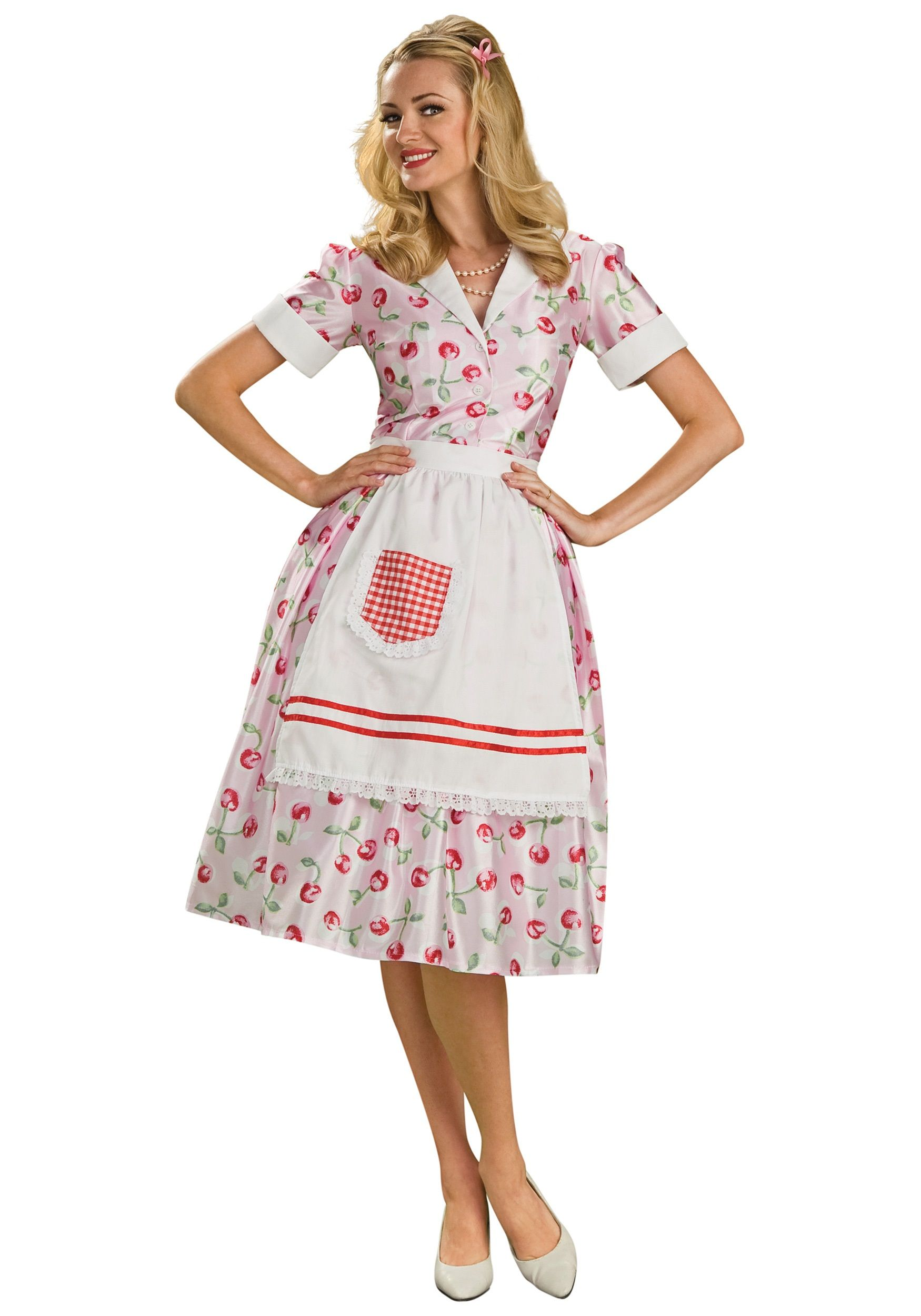 50s Housewife Costume   new me   Costumes, Housewife costume ... 299672538ed3