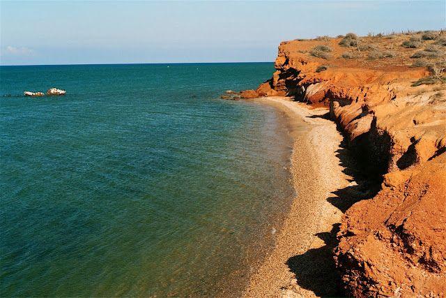 #Isla de Coche. Al sur de #Margarita, se encuentra esta árida isla. Coche se eleva a 60 metros sobre el nivel del mar, tiene 11 Km. de longitud y 6 Km. de ancho.
