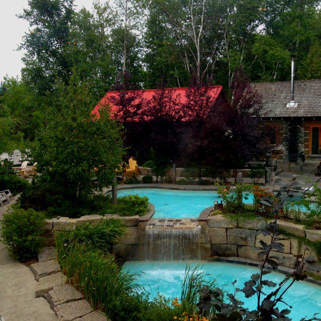 Scandinavian Spa In Collingwood Ontario Local Attractions Collingwood Outdoor