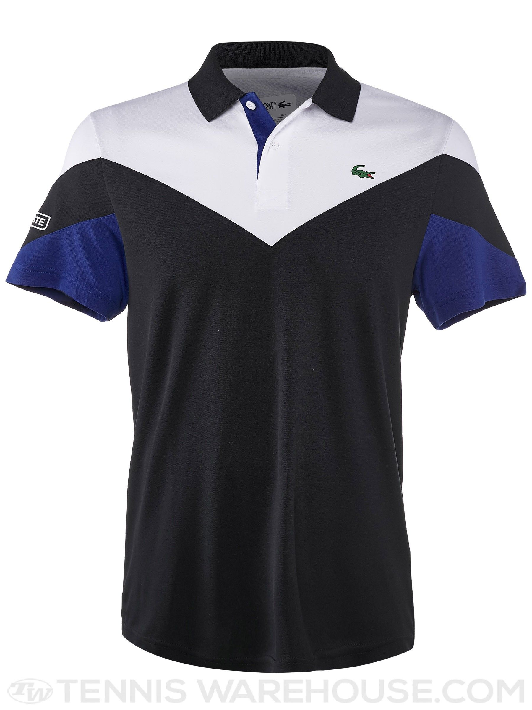 8be6927c Lacoste Men's Fall Chevron Polo   Men's Tennis Wear   Fashion ...