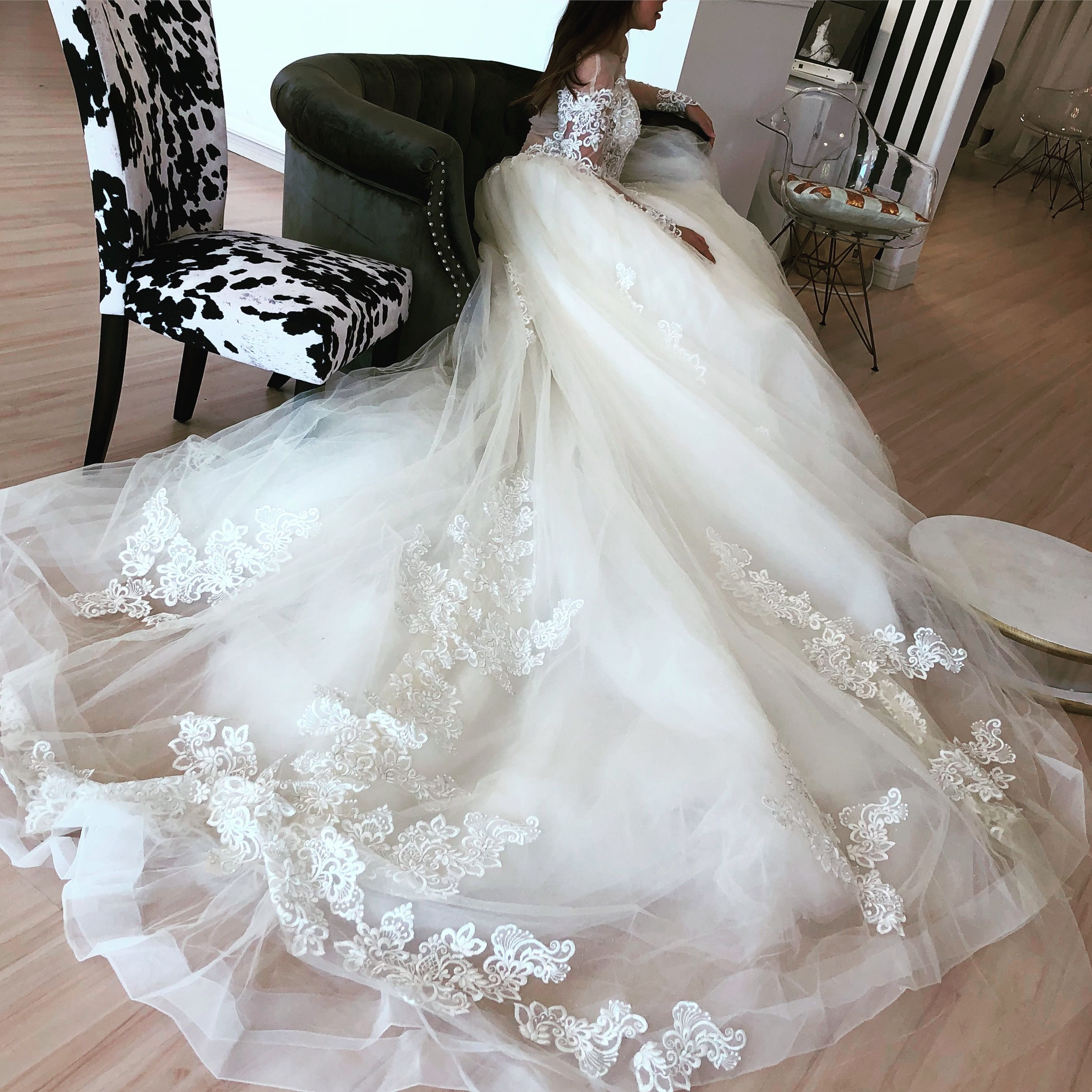 Wedding dress | Vivienne Atelier Los Angeles Bridal Shop for ...