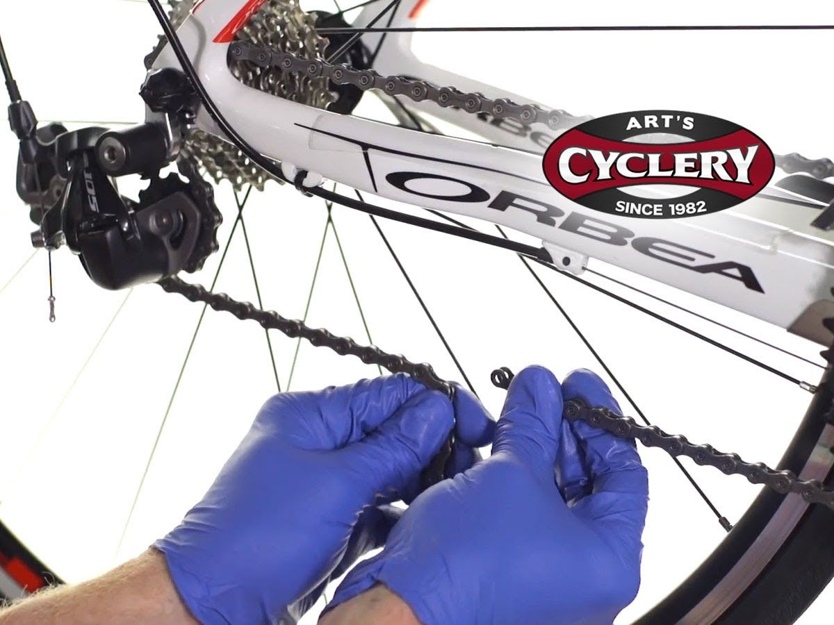 How To Install A Shimano Road Chain Shimano Cyclery Installation