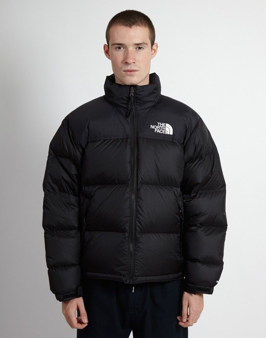 035ff4e559 The North Face 1996 Retro Nuptse Jacket Black | The North Face in ...