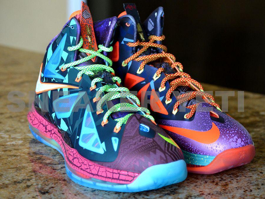 484439f2d14f what the mvp lebron nike 17 What The MVP Nike LeBron X