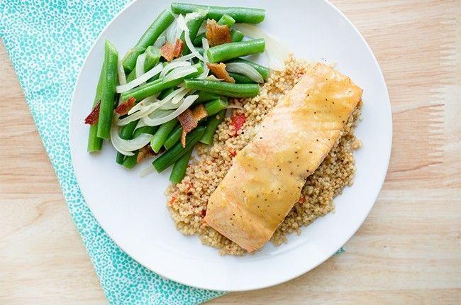 Nehmen Sie 50 gesunde Mittagessen zu sich, die Ihnen beim