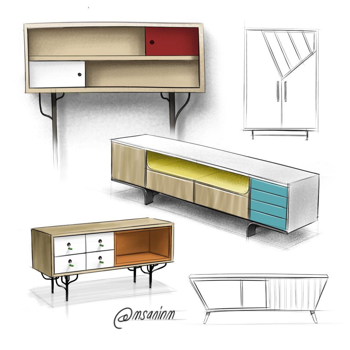 Industrial design sketches furniture - Explore Blog Designs Furniture Design And More