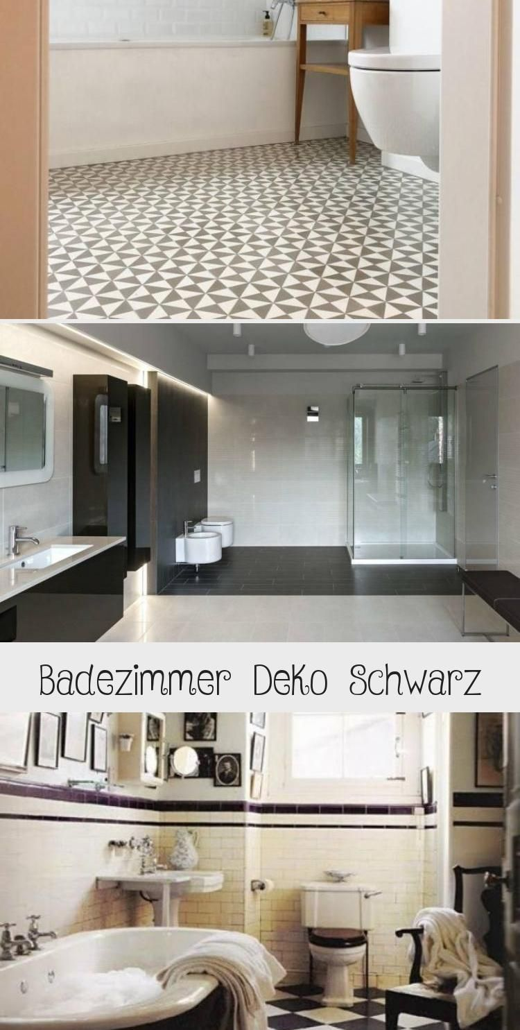 Badezimmer Deko Schwarz  Home, Home decor, Decor