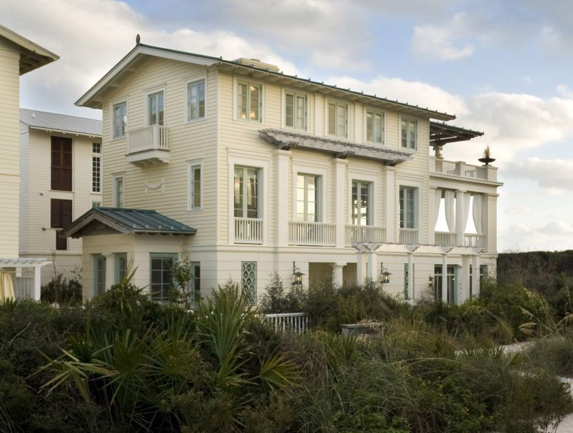House At Seaside Florida