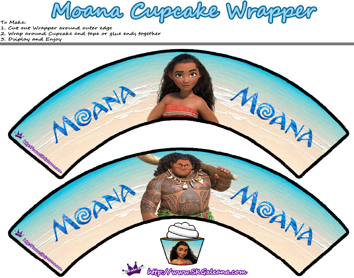 Pin By Crafty Annabelle On Moana Disney Printables