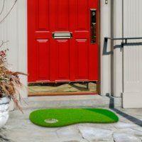 Beau Golf Green Door Mat