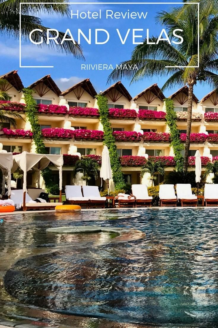 Hotel Review: Grand Velas Riviera Maya (With Images