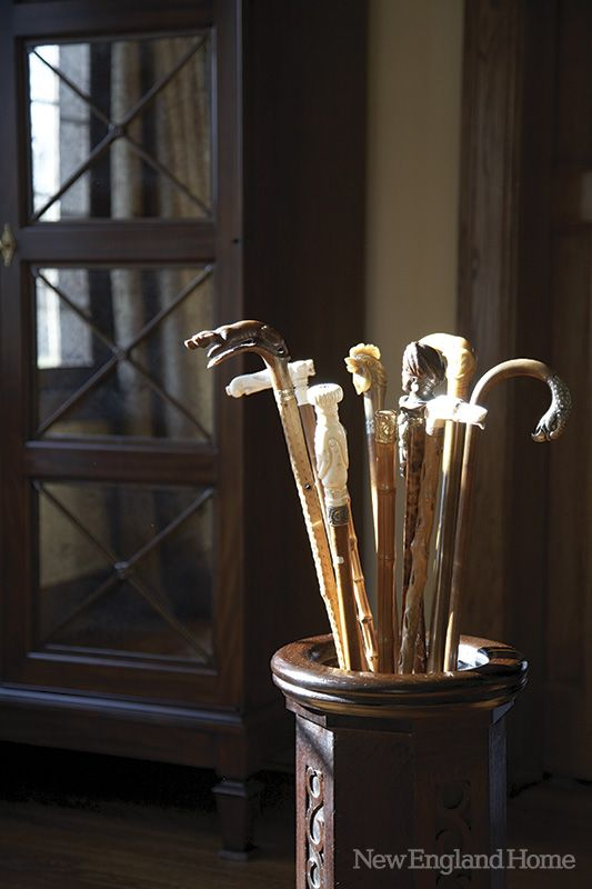 Chance Of A Lifetime Walking Sticks Wooden Walking Sticks House And Home Magazine