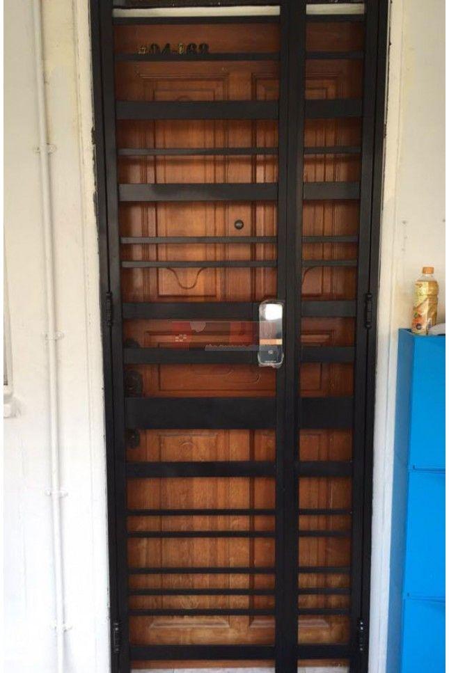 Yale Ydr 323g Digital Lock With Hdb Gate In Singapore 92220659 My Digital Lock Protecciones