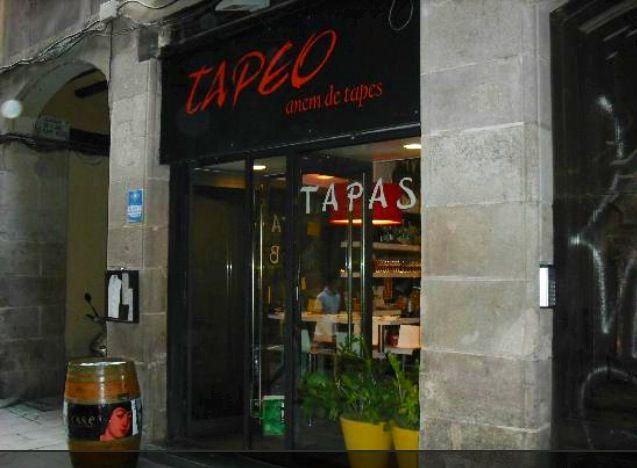 Tapeo - born, Barcelona ... Amazing food