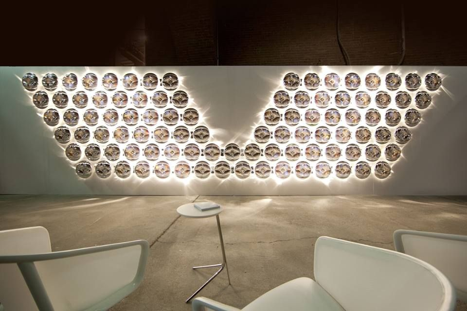 Inside The Architects Toybox Lightfalls Fixture From 3m And Todd Bracher Interior Lighting Interior Design Magazine Interior Design Inspiration
