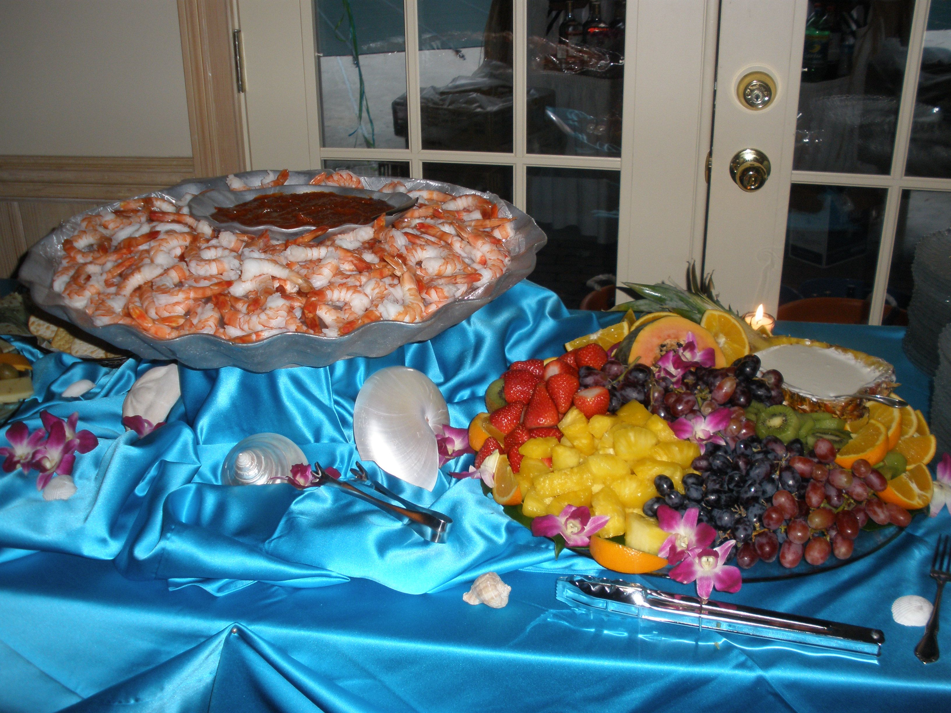 Caribbean Party Ideas And: Island Themed 50th Birthday Party In