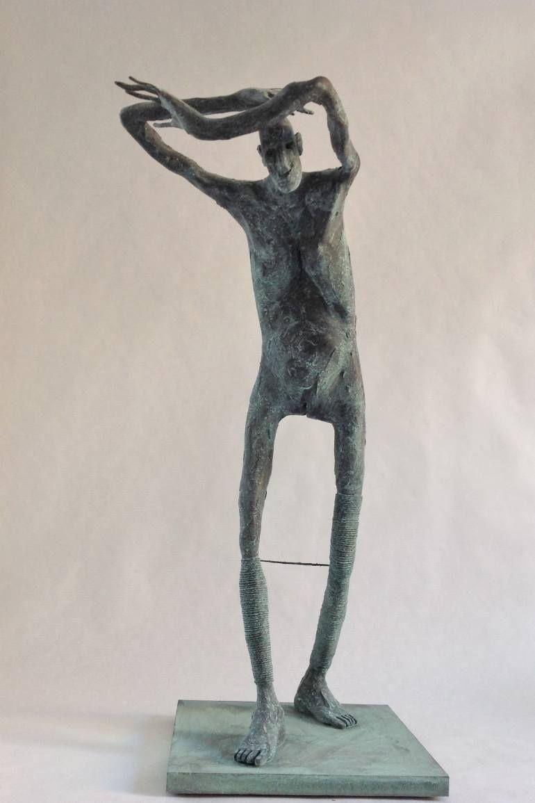 "Saatchi Art Artist Pablo Hueso; Sculpture, ""Stop Ne 320"" #art"