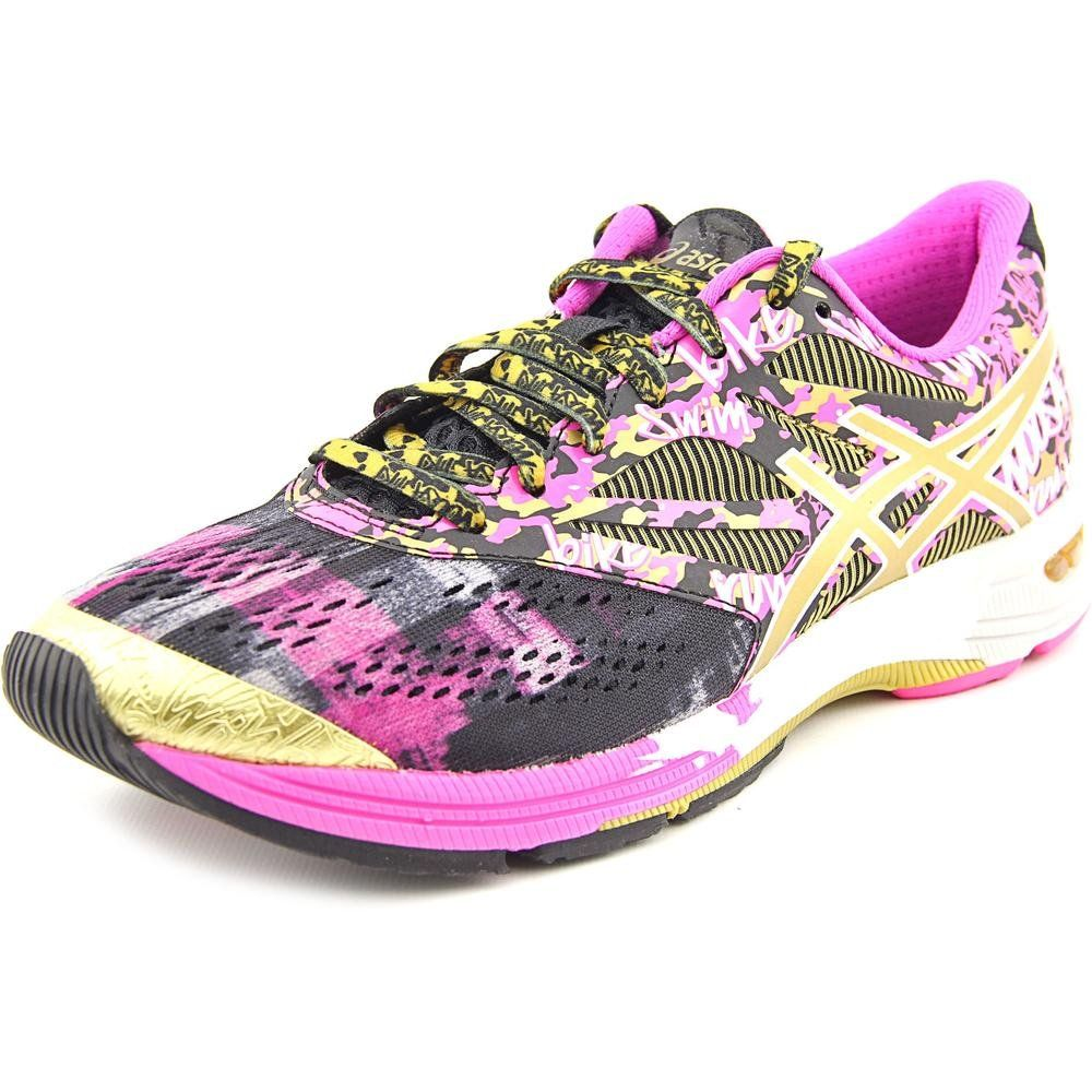 ASICS Women's Gel Noosa TRI 10 Gr Running Shoe, BlackGold