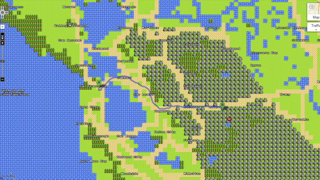Google Maps Quest View turns your commute into an RPG