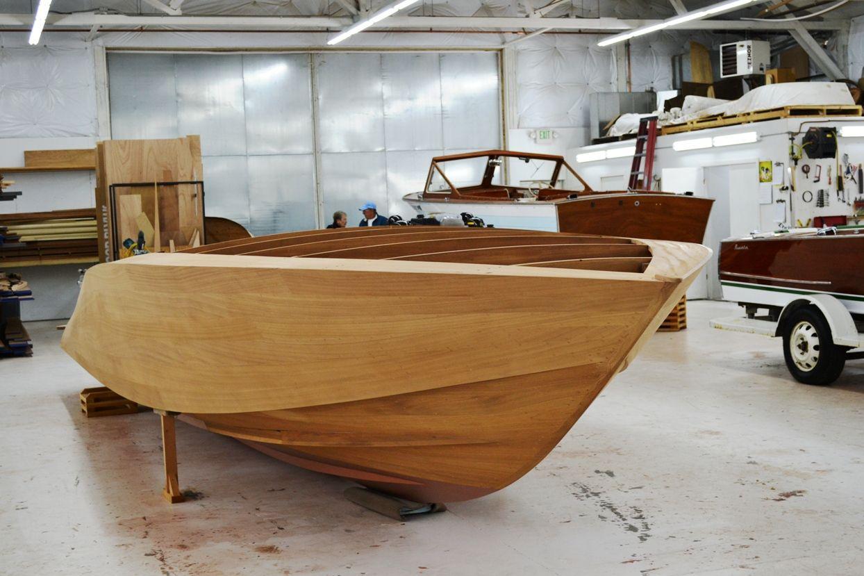 2012 Resort Boatshop Show Shine 130 20 Boat Building Plans Build Your Own Boat Boat Plans