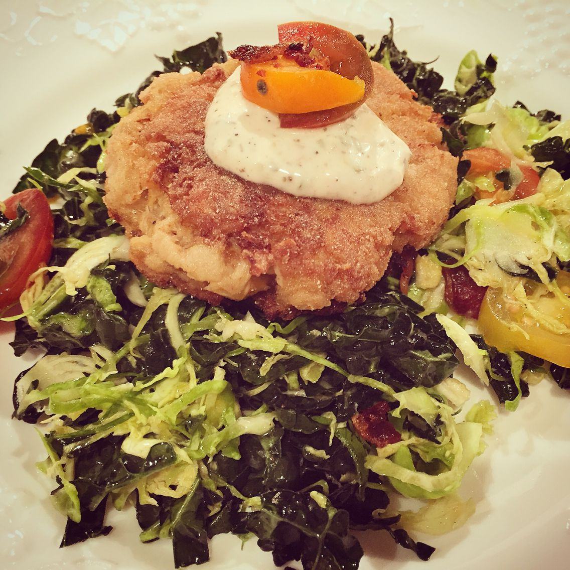 Jamie Olivers Ultimate Crab Cakes From His New Cookbook Comfort