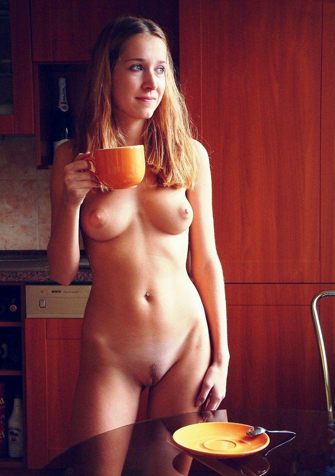 Really skinny pale naked girls