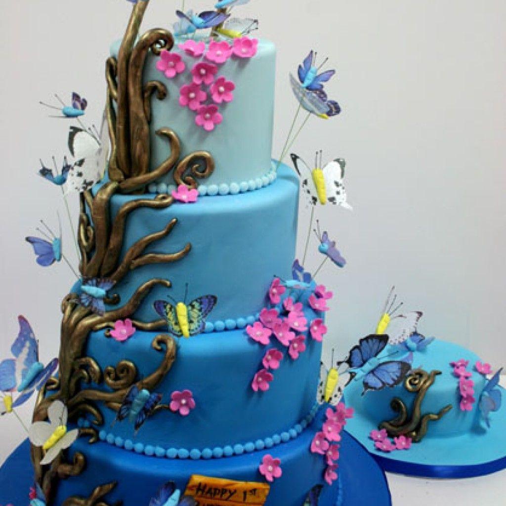 First Birthday Cakes Nj Winter Into Spring Custom Cakes Kids