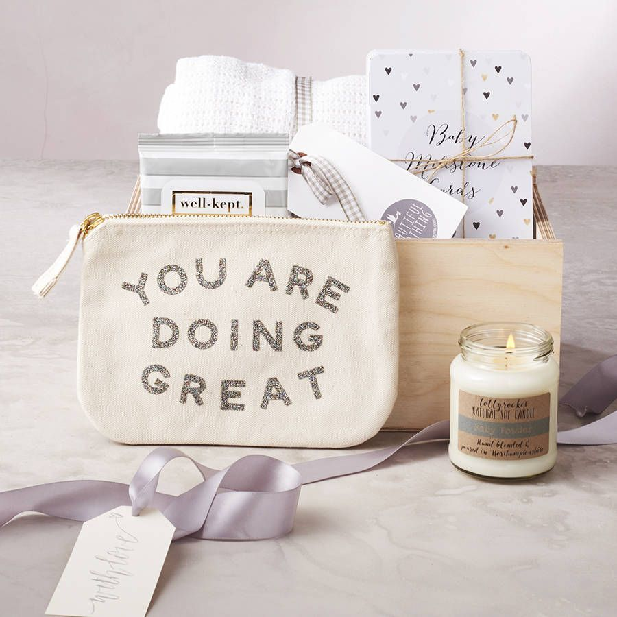 New Mum And Baby Gift Box Gifts For Her Baby Gift Box
