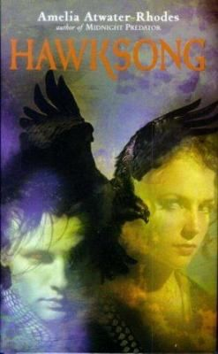 Hawksong by Amelia Atwater-Rhodes //  In a land that has been at war so long that no one remembers the reason for fighting, the shapeshifters who rule the two factions agree to marry in the hope of bringing peace, despite deep-seated fear and distrust of each other.