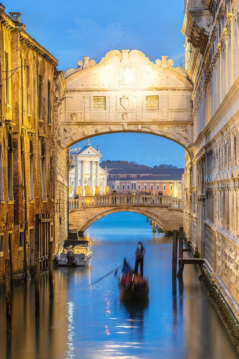 Bridge Of Sighs Venice Italy Viajes Fotos Vacaciones En Italia Venecia Italia