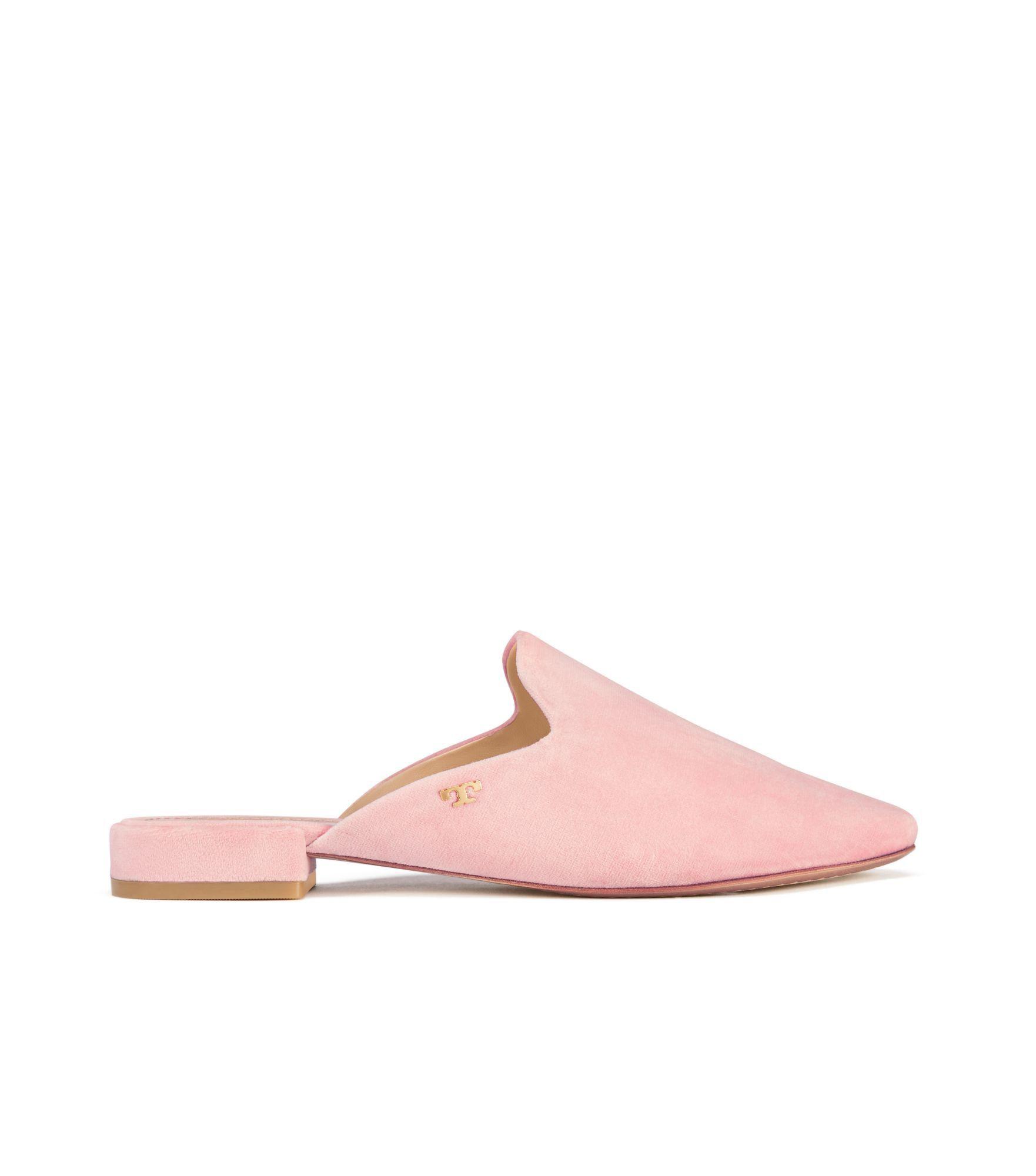 439512694d17 TORY BURCH Carlotta Velvet Slide.  toryburch  shoes  all