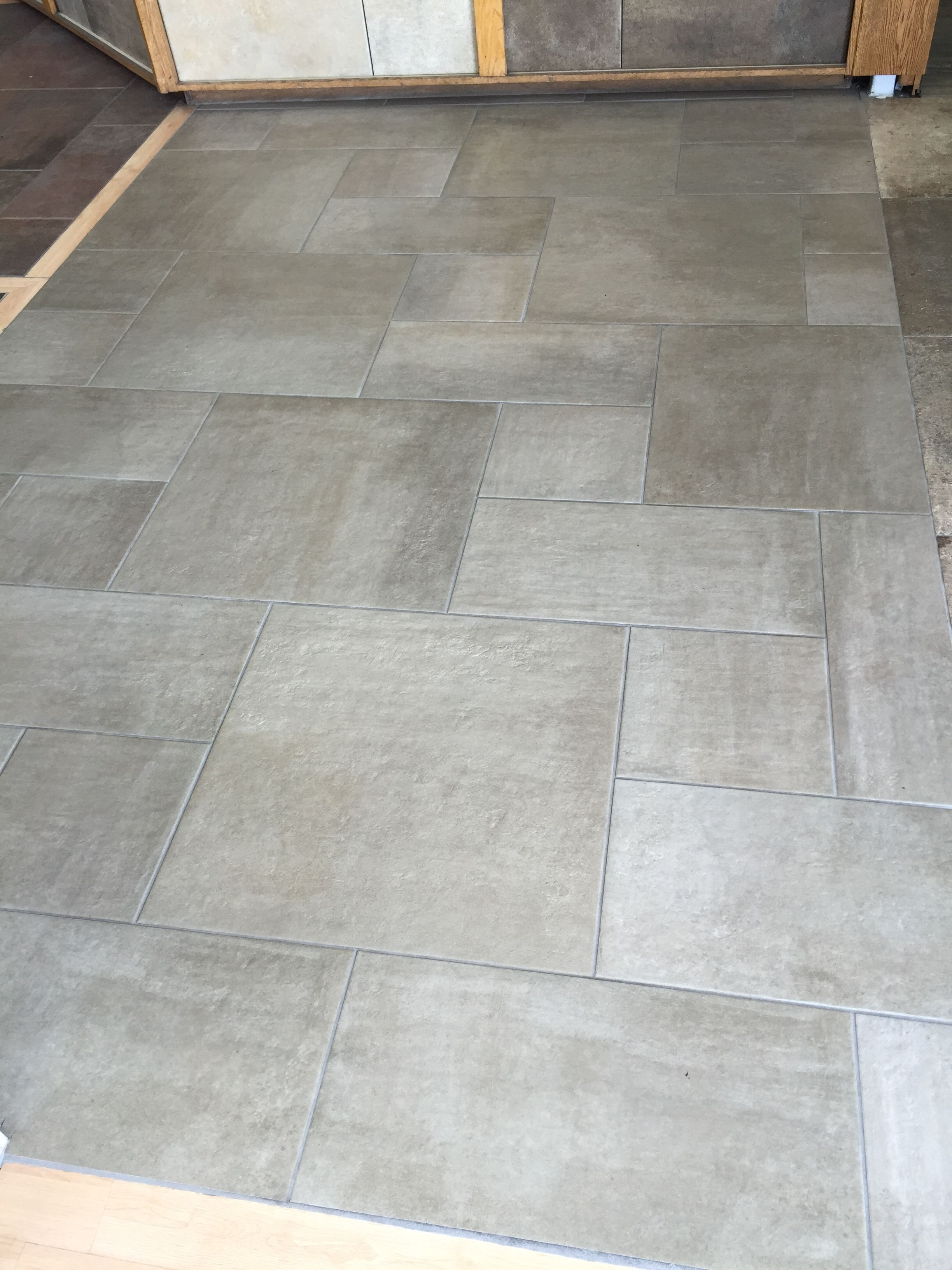 Flyzone Arguilla Tile In A 3 Size Pattern 12x12 24x24 12x24 The Tile Shop Patio Blocks Paver Patio Patio Pavers Design