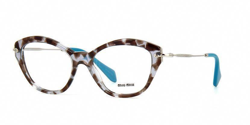 612e8982e9e1 Miu Miu MU 02OV UAH1O1 Lilac Havana Glasses