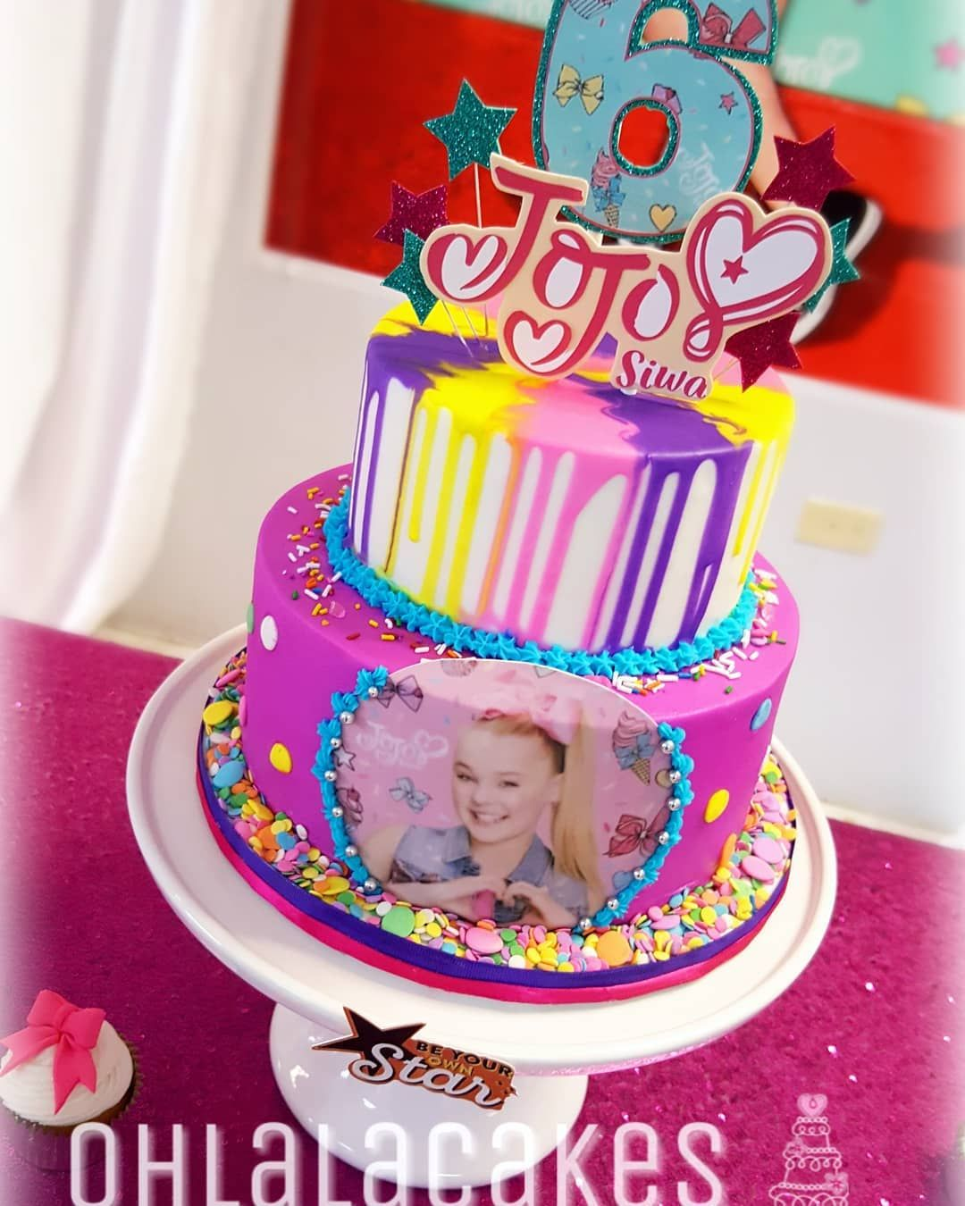 Jojo Siwa Birthday Party Ideas Jojo Siwa Cake Birthday