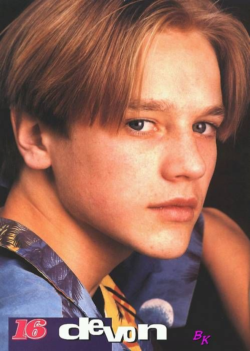 Remember When With Images Devon Sawa