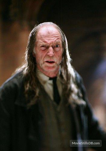 Harry Potter And The Goblet Of Fire Promo Shot Of David Bradley Harry Potter
