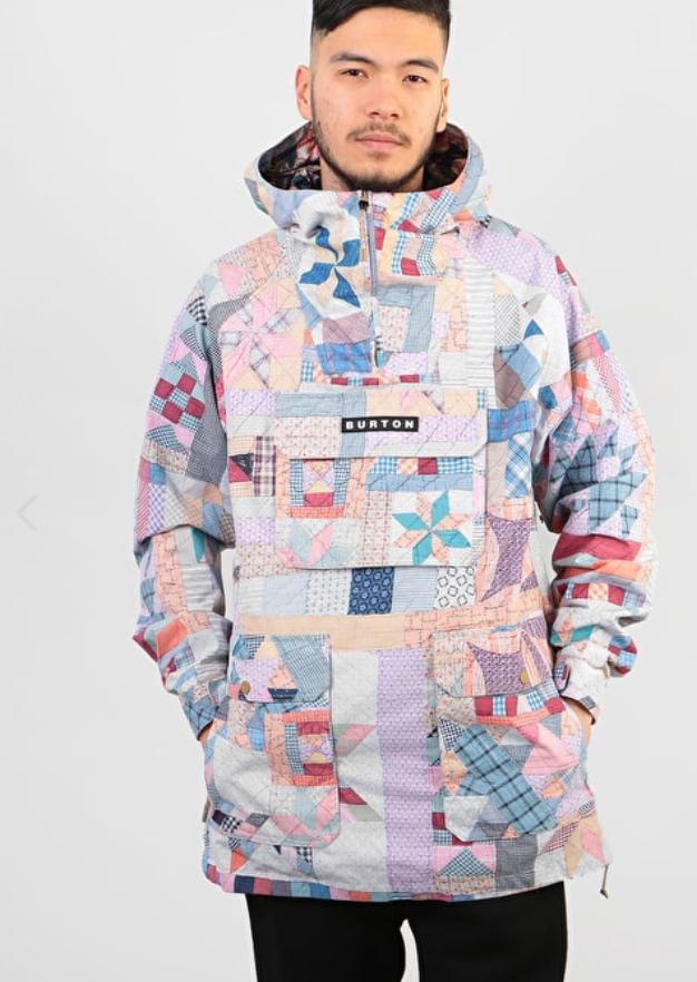 0dfd66b4b9ed Details about Burton Paddox Jacket Mens Unisex Coat Ski Snowboard ...