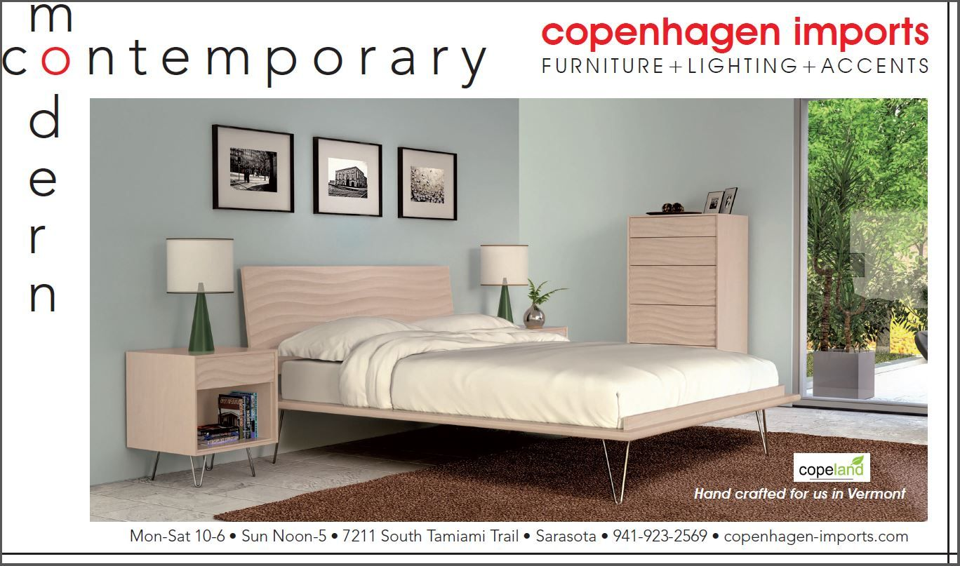 Incroyable Get Hand Crafted Modern And Contemporary Furniture At Copenhagen Furniture  In Sarasota.