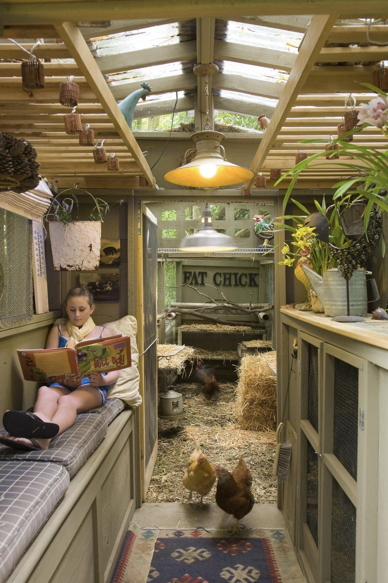 8 Styles of Chicken Coops for Backyard Chickens