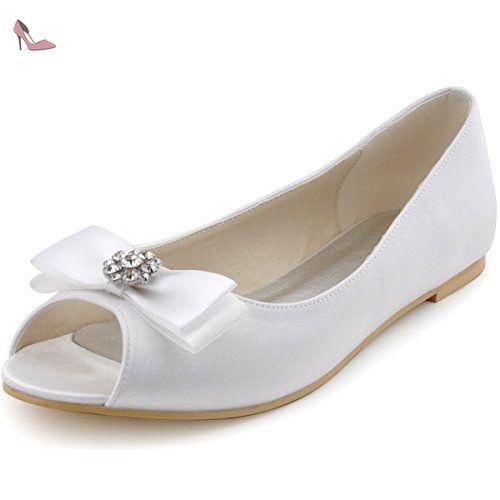 Chaussures Elegantpark blanches femme mlDyD284