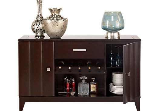 Mondavi Server Servers At Home Furniture Store Dining Room Buffet Furniture
