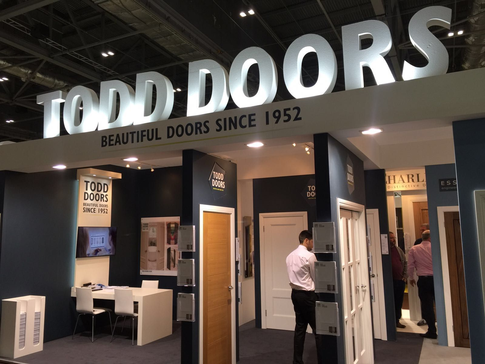 Todd Doors at the Grand Designs Live Show Stand B120 & Todd Doors at the Grand Designs Live Show Stand B120 | Grand Designs ...