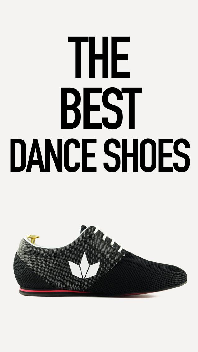 Bailar Bachata y Salsa Manuel Reina Zapatos de Baile Latino Hombre Daniel Sport Black
