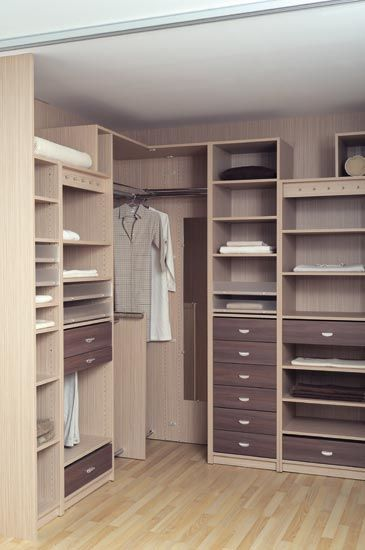 exemple d 39 un dressing d 39 angle http www m. Black Bedroom Furniture Sets. Home Design Ideas