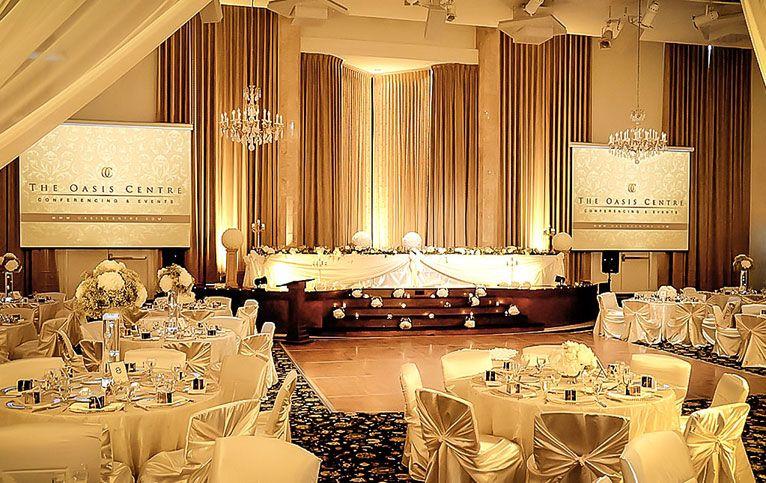 The Oasis Centre Edmonton Wedding Venues Ceremonies Reception Rescue Www Weddingrescue