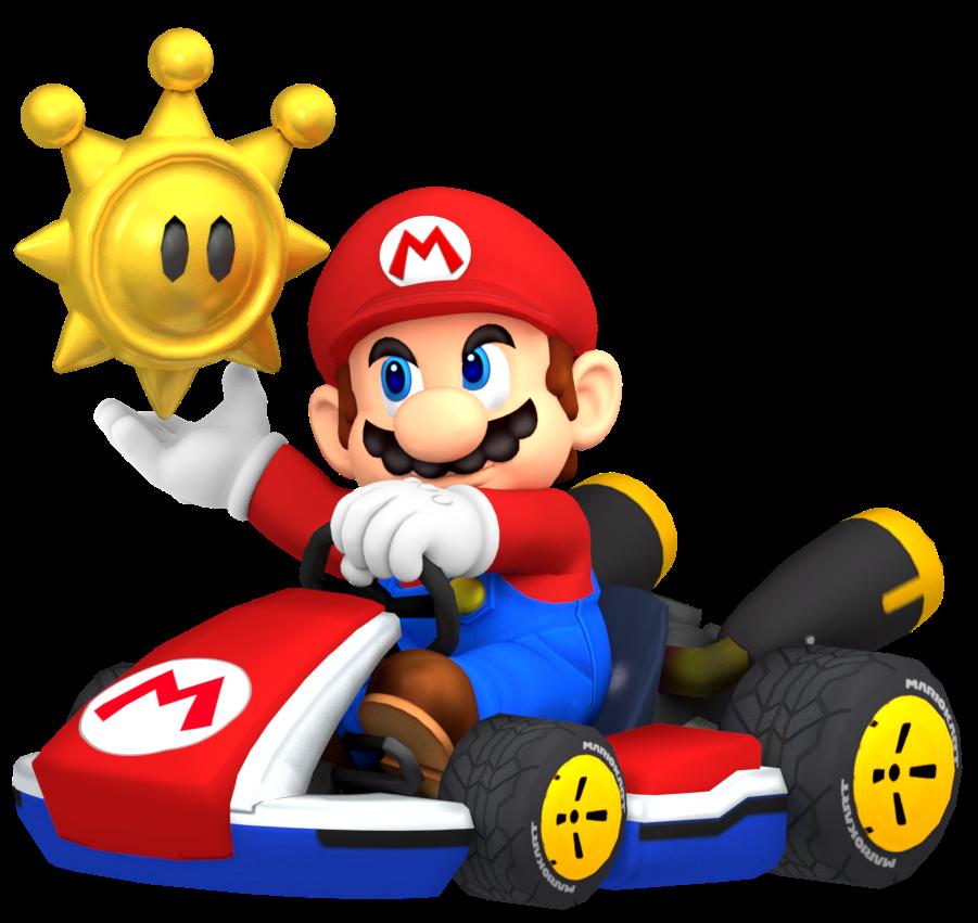 Mario From Mario Kart 8 Mario Kart 8 Mario Kart Kart