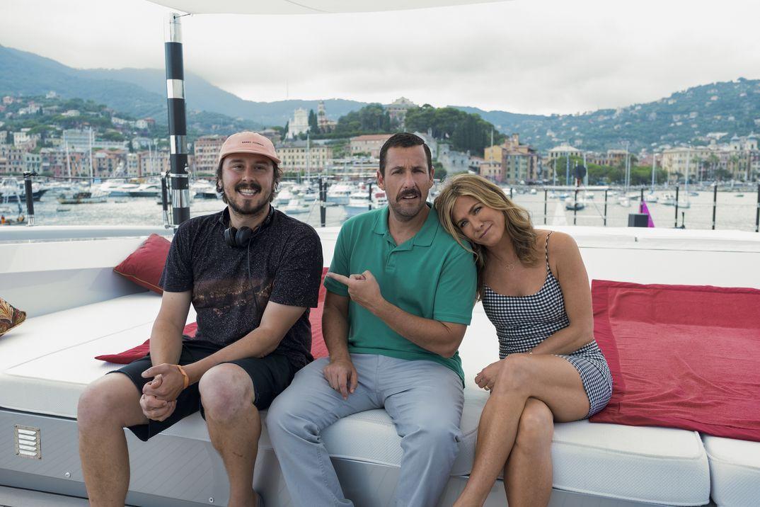 Jennifer Aniston y Adam Sandler regresan juntos a la gran
