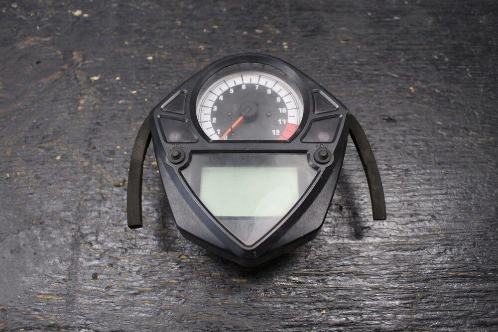 03 07 Suzuki Sv1000 Speedo Tach Gauges Cluster Speedometer